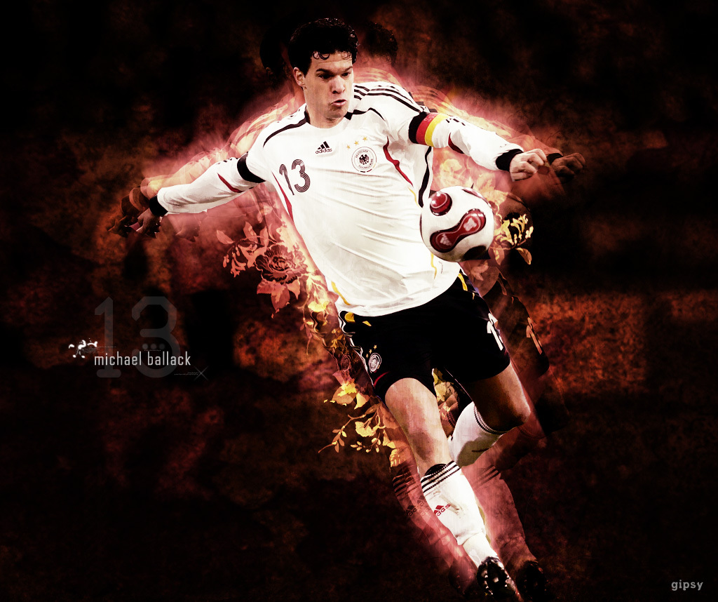 Michael Ballack Wallpaper 2Michael Ballack Wallpaper