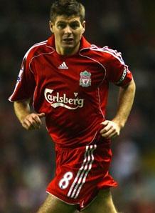 Steven Gerrard Picture