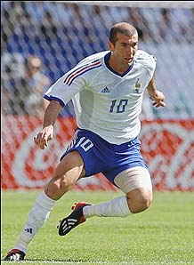 Zinedine Zidane Picture