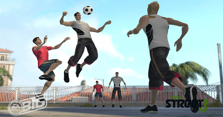 FIFA Street 3 Review and Trailer